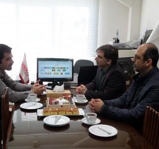 بازدید انجمن مدیران صنایع